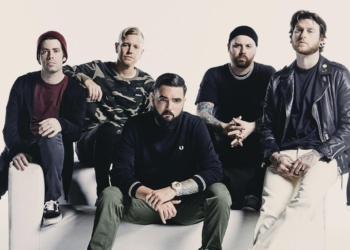A Day To Remember выпустили новый альбом You're Welcome