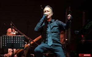 В московском клубе «Известия Hall» состоялась премьера концертной программы группы «Наив» под названием «Симфопанк»