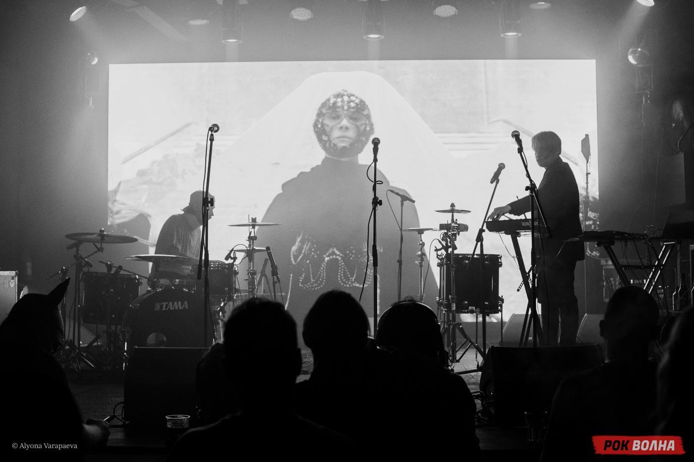 Аудиовизуальный проект OLIGARKH выступил в Москве