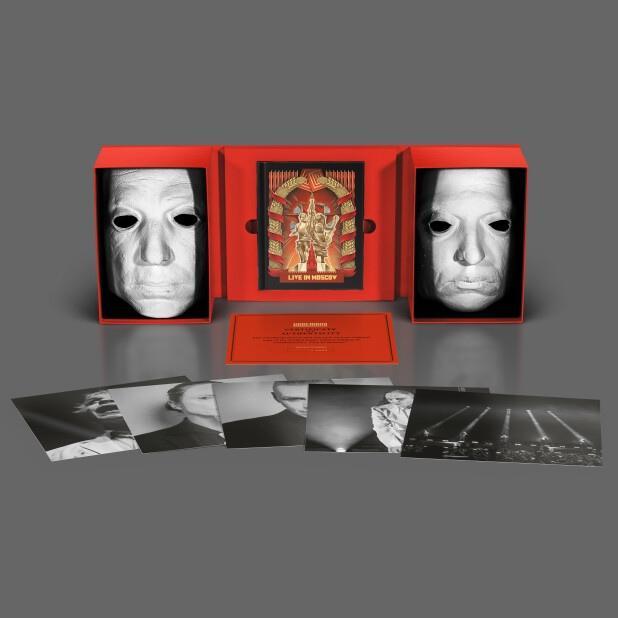 Lindemann выпустят московский концерт на DVD