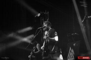Большой концерт группы «Северный Флот» в Москве: старые хиты и презентация альбома «2020»