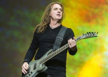Megadeth расстались с басистом Дэвидом Эллефсоном из-за приставаний к малолетней фанатке