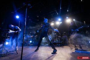 В Туле в клубе Backstage состоялся концерт SHORTPARIS