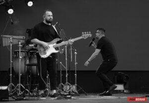 Группа Therr Maitz выступила с концертом Superstar в Зеленом театре ВДНХ