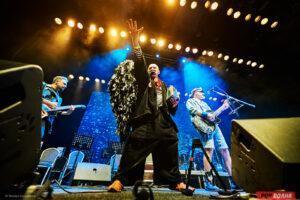 Арт, хаос, оркестр и Крематорий - то, что нужно для отличного концерта! Репортаж из московского Главклуба.