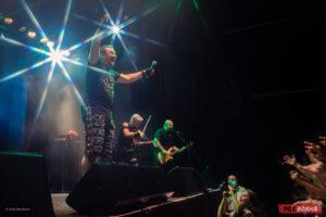 """""""КняZz"""" сыграл песни группы """"Король и шут"""" на концерте в Москве"""
