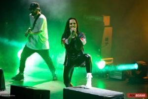Cамый громкий концерт осени! JINJER выступили в Москве с концертной программой MACRO!