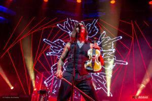Два сольных концерта The Hatters в один день на сцене Тинькофф Арена